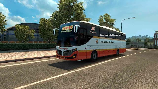 download mod bus tentrem ets2