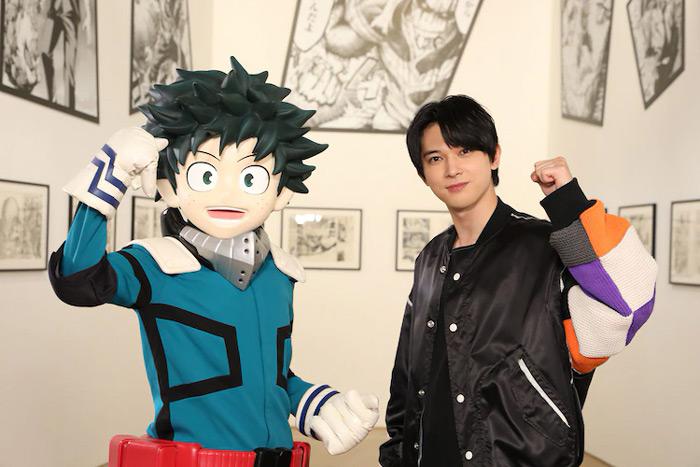My Hero Academia: World Heroes' Mission anime film - Ryo Yoshizawa