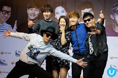 Running Man, Ahli Baru, Ahli Asal, Ahli Tetap, Ex - Member, Gary, Yoo Jae Suk, Kim Jong Kook, HaHa, Lee Kwang Soo, Ji Seok Jin, Song Ji Hyo, Jeon So Min, Yang Se Chan,