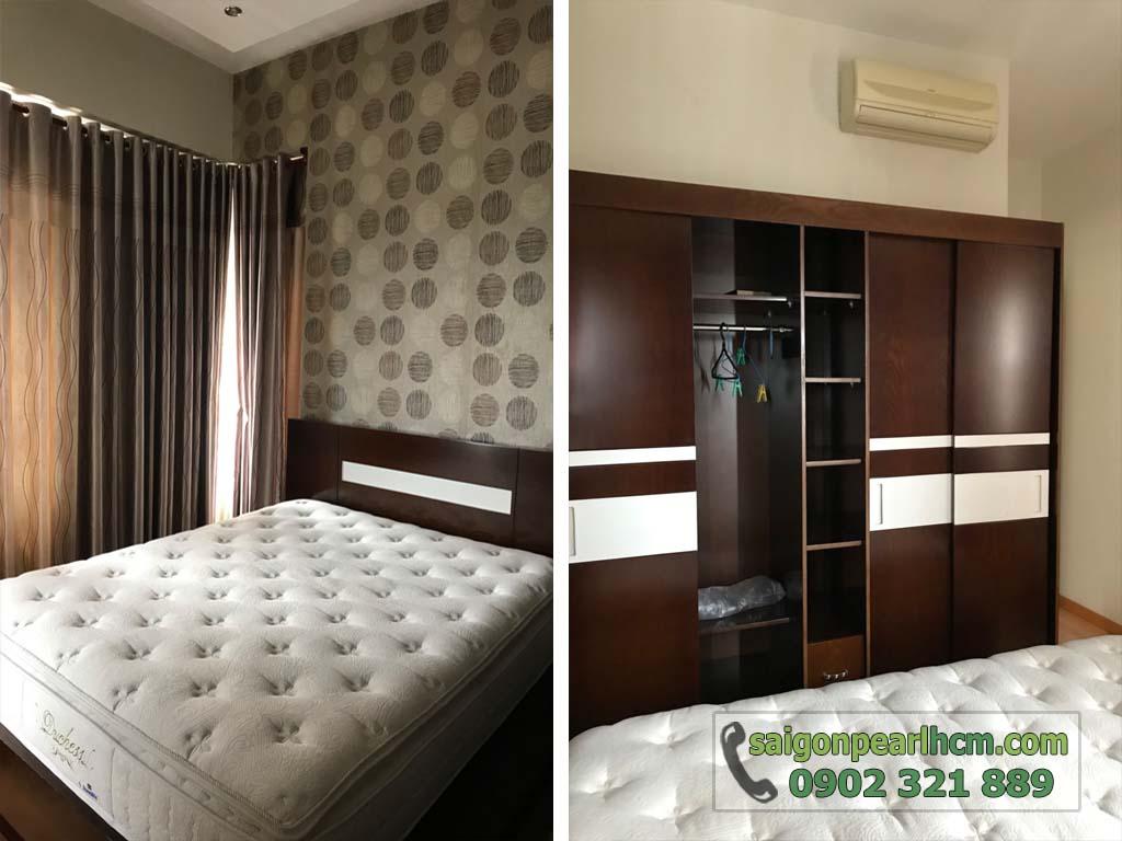 Cho thuê 2 phòng ngủ Ruby2 Saigon Pearl có nội thất view Bitexco Q1 - hình 6
