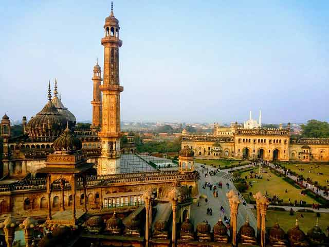 Bara Imambara lucknow up india
