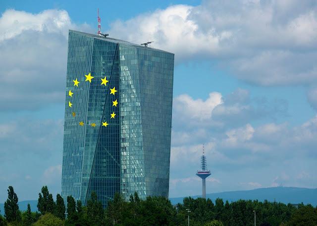 ВВП еврозоны получает двузначный рост в преддверии очередного спада