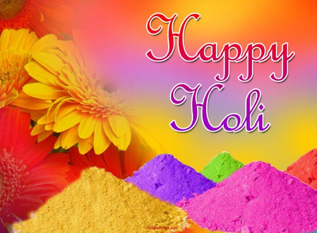 Happy Holi Wishes Shayari