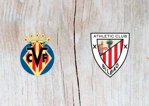 Villarreal vs Athletic Bilbao - Highlights 20 January 2019