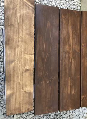 DOD テキーラレッグの天板を簡単DIY:天板の塗装