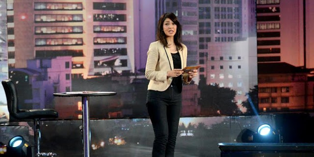 Ira Koesno Peringatkan Jokowi Hingga Dua Kali Soal Batas Waktu