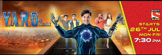 'Y.A.R.O Ka Tashan' Serial on Sab Tv Wiki Plot,Cast,Promo,Title Song,Timing