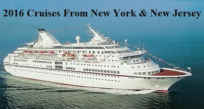 Fall offers a series of unique cruises from New York and New Jersey.