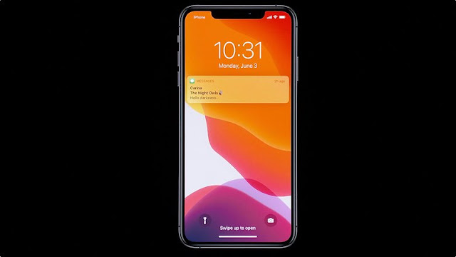 menginstal iOS 13 beta