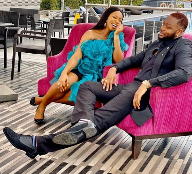 Bambam And Her Husband, Teddy-A Shine In New Photo