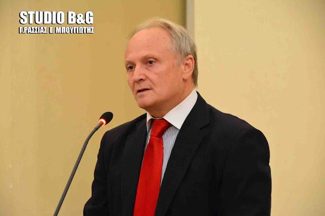 Ανδριανός στη Βουλή: Άμεση ενεργοποίηση του ΕΛΓΑ για τις ζημιές στις καλλιέργειες βερικοκιάς στην Αργολίδα