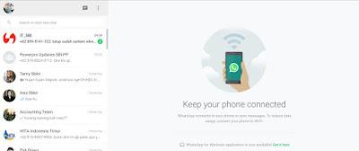Cara Setting Aplikasi Whatsapp Untuk PC 5