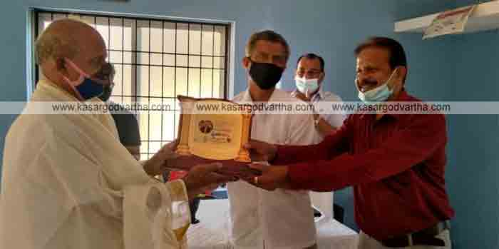 Pallam Victory Club pays tribute to Kunjikoran Panicker and Sai Sarath