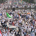 Jelang demo 2 Desember,Pergerakan massa dari daerah menuju Jakarta