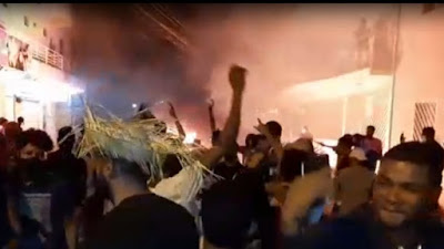 Populares descumprem isolamento social e fazem festa em Cruz das Almas; assista