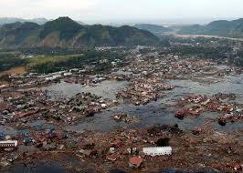 Pengertian, Ciri-Ciri, dan Kecepatan Gelombang Tsunami