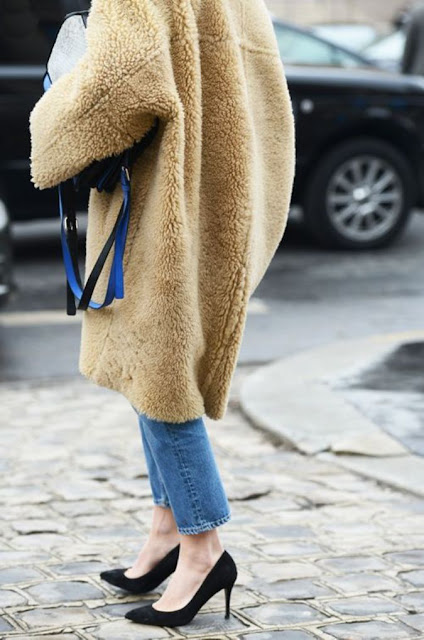 Fuzzy Wuzzy Teddy Bear Coats