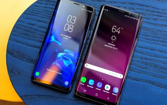 Samsung Galaxy S9 dan Note 9 Akan Menerima Pembaharuan OneUI 2.1