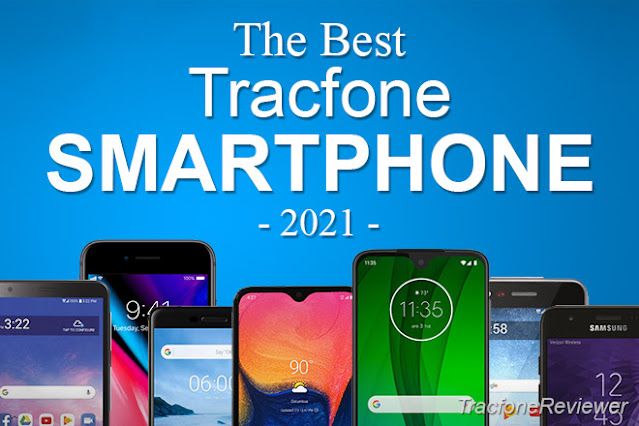 Best smartphone from tracfone 2021