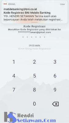 Cara Daftar MBANKING BNI Melalui Smartphone Android & iOS