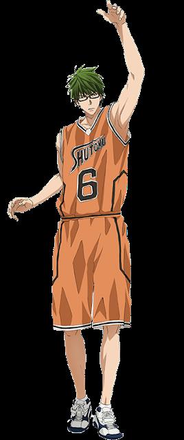 Shintarō Midorima (緑間 真太郎)