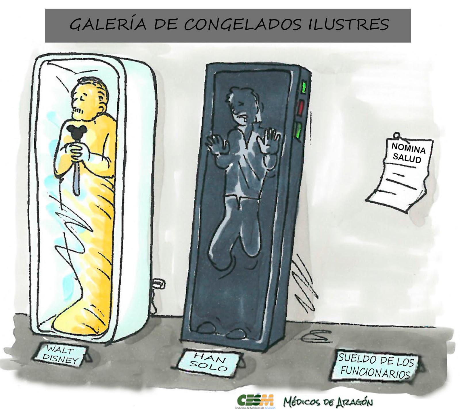 """""""PROMETER HASTA METER .. EL VOTO. Y DESPUÉS ..."""" (SÁNCHEZ CONGELA EL SUELDO DE LOS EMPLEADOS PÚBLICOS)"""