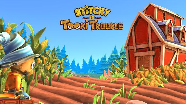 Análise: Stitchy in Tooki Trouble (Switch): um jogo muito preso nas referências a Donkey Kong Country