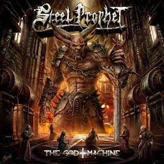 "Το βίντεο των Steel Prophet για το ""Life=Love=God Machine"" από το album ""The God Machine"""