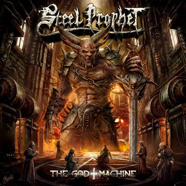 "Το βίντεο των Steel Prophet για το ""Dark Mask / Between Love And Hate"" από το album ""The God Machine"""