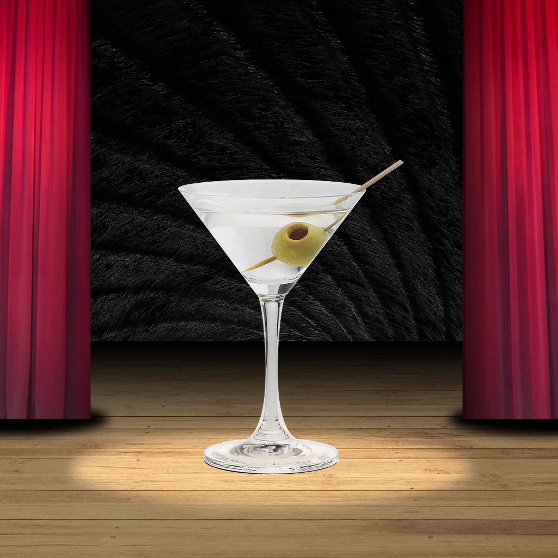 This Martini Was Fucking Dreadful sayeth Keegan