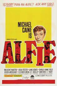 Alfie (1966) Original Film Poster