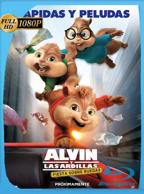 Alvin y las ardillas 4 2015 HD [1080p] Latino [GoogleDrive] DizonHD