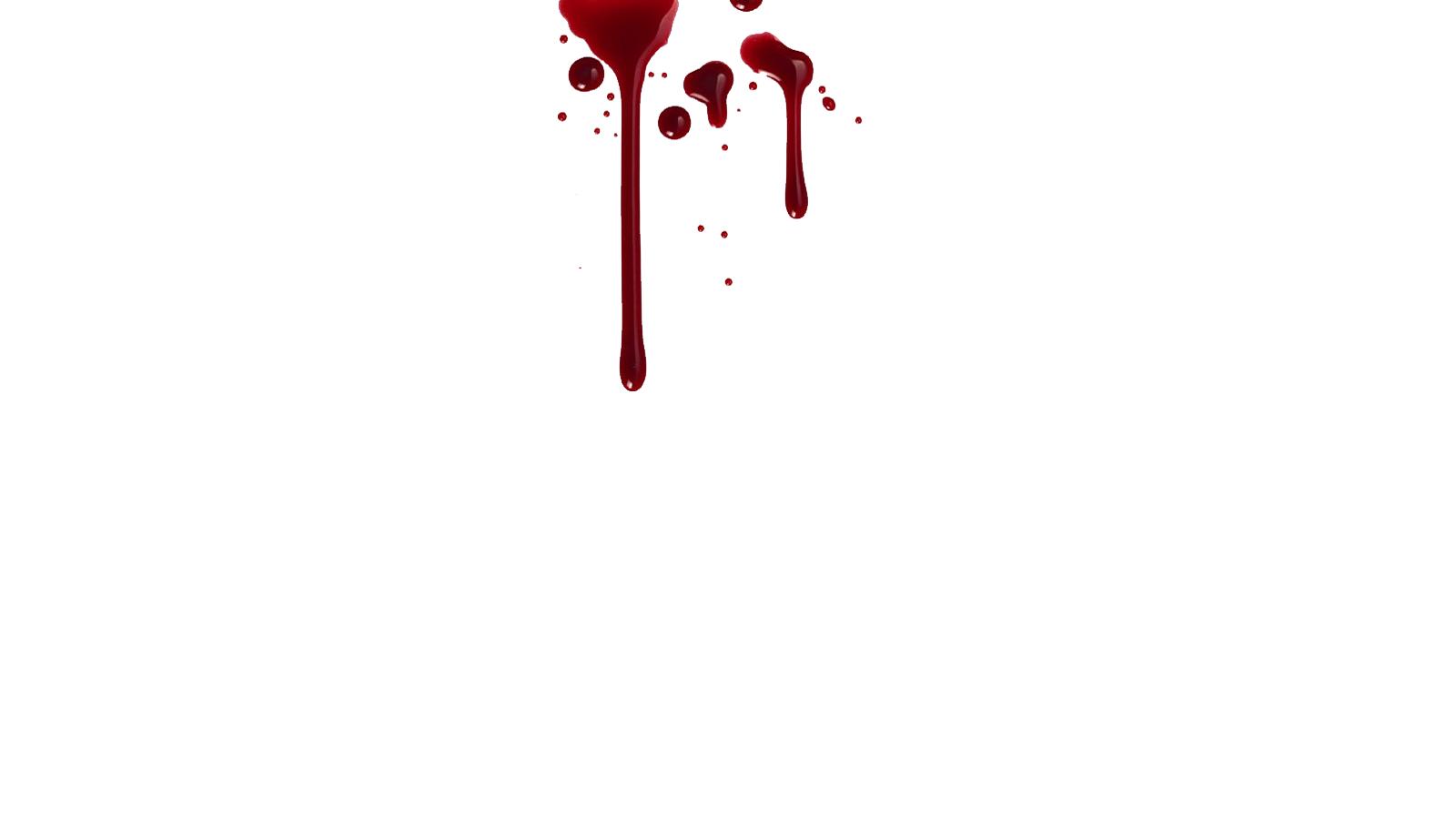 Desktop Wallpaper: Blood Splatter HD Wallpaper Stock Photo