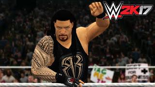 WWE 2K17 adalah gim video gulat profesional yang dikembangkan oleh Yuke's dan diterbitkan oleh 2K Sports for PlayStation 3, PlayStation 4, Xbox 360, Xbox One, dan Microsoft Windows. Ini adalah game kedelapan belas dalam seri game WWE, berfungsi sebagai berikut dari game sebelumnya WWE 2K16, dan diikuti oleh WWE 2K18.