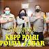 Ketum KBPP Polri Beraudiensi dengan Kapolda Jawa Barat  Bicarakan Banyak Hal Penting