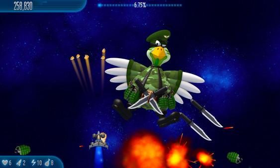 Download game Chicken Invaders 5 – Game bắn gà huyền thoại