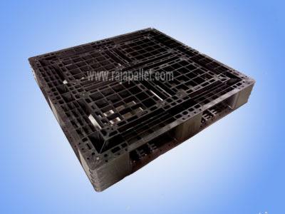 Jual Pallet Plastik Bekas Ukuran 1100x1100x150 mm