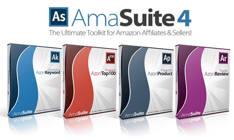 AmaSuite 3 The Ultimate Software & Training Toolkit