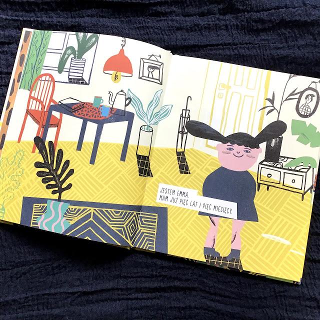 """""""Tuli tuli, cmok cmok"""", Anita Lehmann, Kasia Fryza, Wydawnictwo Kropka, czyli mądry i zabawny picturebook dla najmłodszych o mówieniu NIE"""