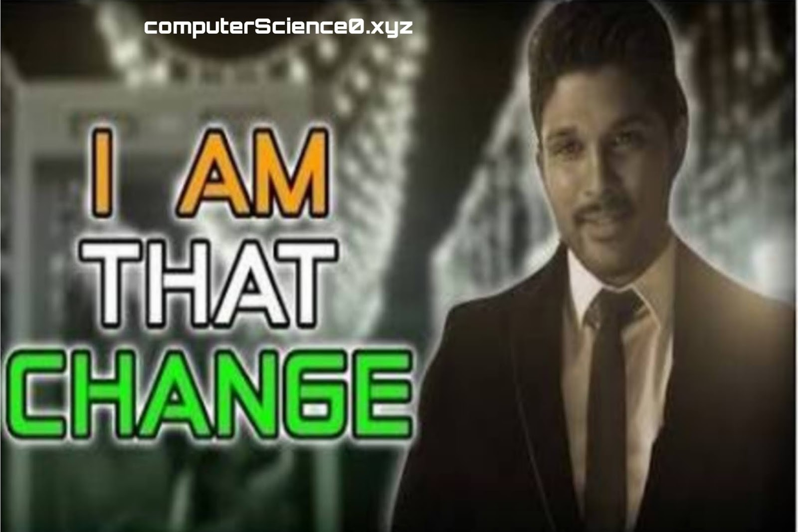 I Am That Change Allu Arjun's Top 19 movies of all time