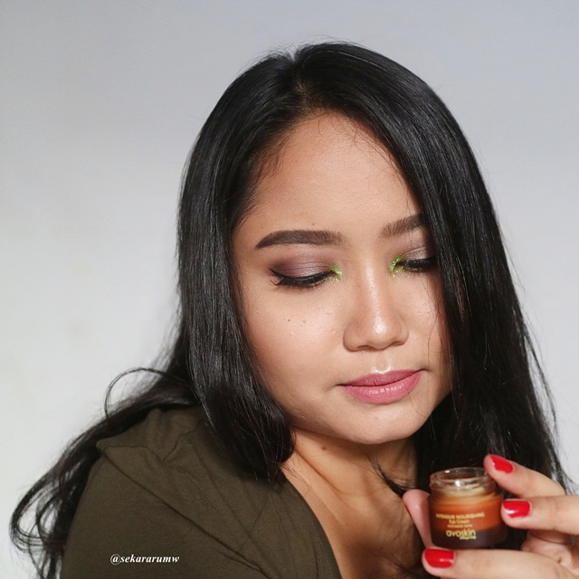 Racun Warna Warni Review Avoskin Eye Cream