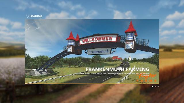 Frankenmuth Farming Precision Farming Update v2.0 FS19