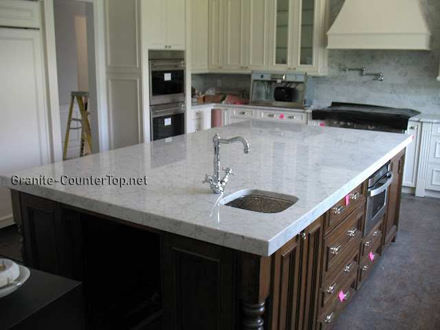 Marble countertops in Westchester County County in New York