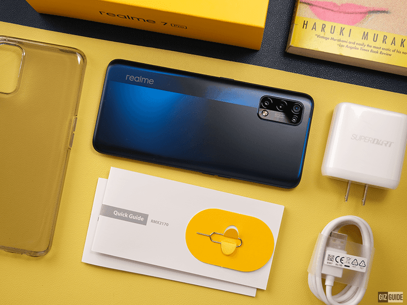 realme 7 Pro is the first mid-ranger with 65W fast charge in PH, priced at PHP 17,990