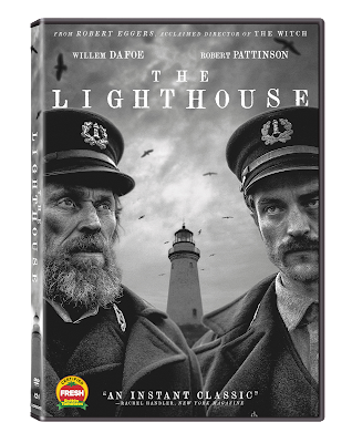DVD Review - The Lighthouse