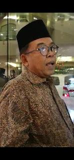 Ma'ruf Amin Didesak Mundur Sebagai Ketua MUI