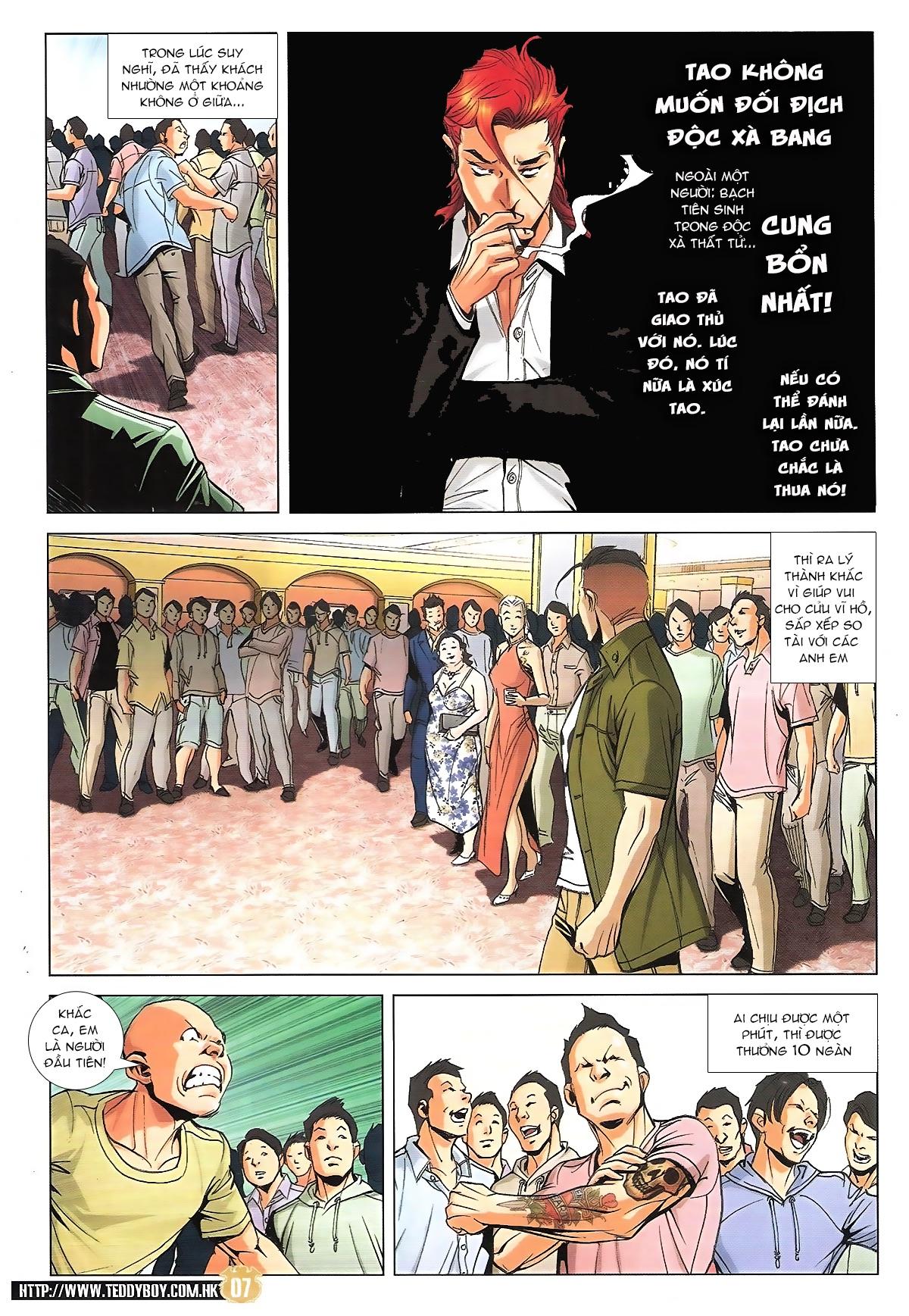 Người Trong Giang Hồ chapter 1822: tẩy của tiểu đông trang 6