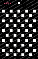 Image result for checkers stencil mudra craft stamps
