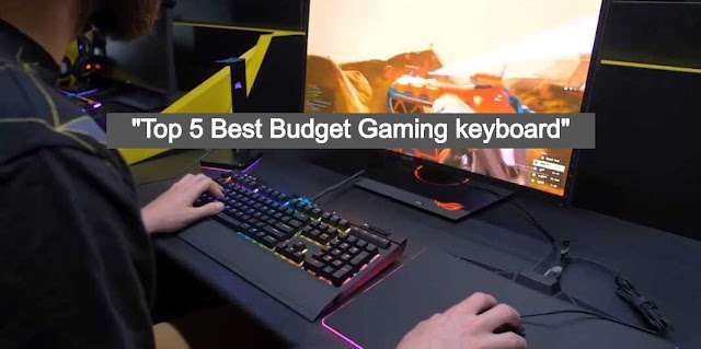 Best Budget Gaming keyboard in (2020)