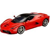 Carrinho de Controle Remoto modelo Ferrari La Ferrari 1-12 Multikids